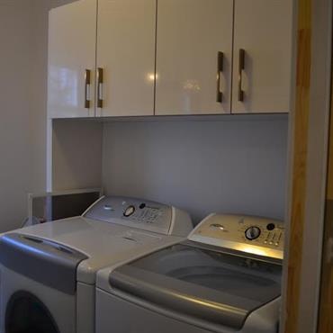 La buanderie serait-elle la nouvelle pièce de luxe dans la maison ? Outre l'espace que demande une nouvelle pièce dans la ... Domozoom