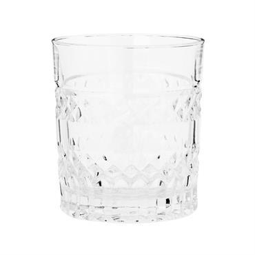 Gobelet en cristal taillé