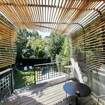 Aux prémices de l'été on n'a qu'une envie reprendre possession de sa terrasse. Extension de la maison sur l'extérieur, elle ... Domozoom