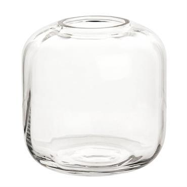 Vase en verre H8