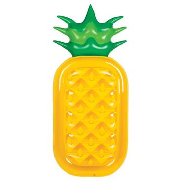 Matelas gonflable / Ananas géant - 197 x 89 cm - Sunnylife jaune