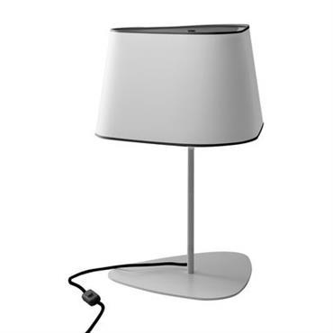 Lampe de table Petit Nuage H 35 cm - Designheure blanc