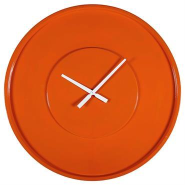 Horloge orange D