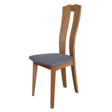 Lot de 2 chaises Adela hêtre étuvé huilé