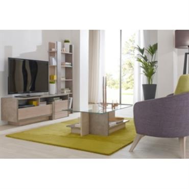 Ensemble table basse et meuble TV Guizmo