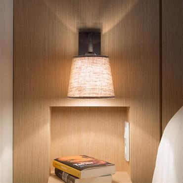 Réhabilitation d'un appartement en duplex, 54m², Paris. Conception, maitrise d'ouvrage, conception de mobilier sur-mesure  Domozoom