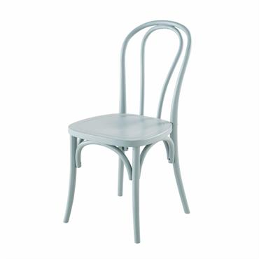 La chaise en hêtre bleu céladon TROQUET mettra tout le monde d'accord ! Cette charmante teinte s'invitera tout en douceur dans la pièce et s'associera naturellement avec le reste de ...