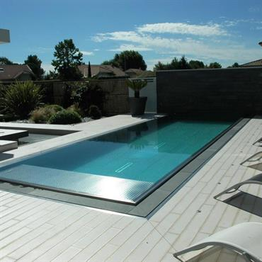 Steel and style ses plus beaux produits pour l for Piscine look design