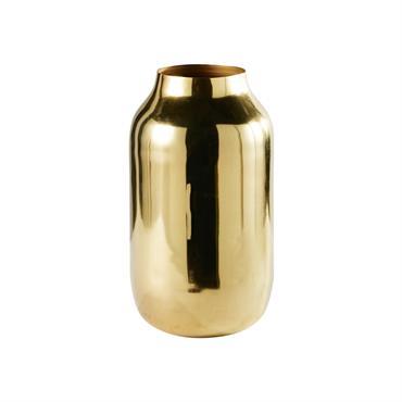 Vase en métal doré H40