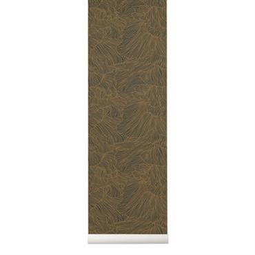 Papier peint Coral / 1 rouleau - Larg 53 cm
