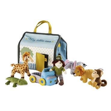 Maison zoo pour enfant