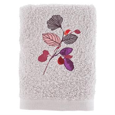 Drap de bain AMARANTE PERLE 90 x 150 cm