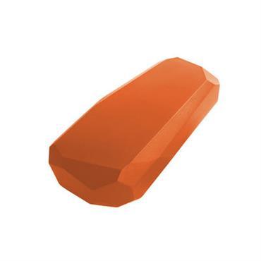 Table basse Serralunga design Orange en Matière plastique. Dimensions : L 57 cm x l 50 cm x H 30 cm. Meteor nous parle de ces temps anciens où les ...