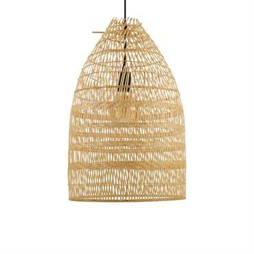 Suspension 34cm en bambou
