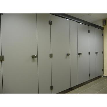 Des cabines sanitaires pour espace collectif  Domozoom