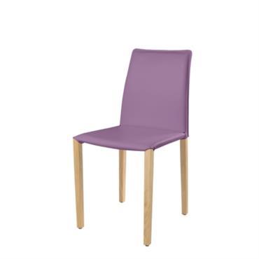 Lot de 2 chaises Olivia Woody Hêtre