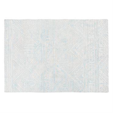 Faites entrer le printemps en douceur avec le tapis en coton 140x200 ! Grâce à ses larges dimensions, il habillera le sol de votre intérieur tout en y injectant une ...