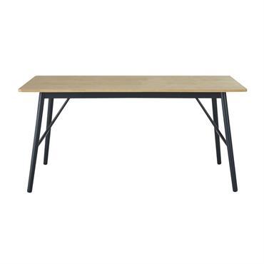 Prenez place pour un bon repas sur la table à manger 6/8 personnes L160 PENELOPE . Entre vintage, contemporain et indus, cette table au design sobre a tout pour vous ...