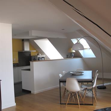 Rénovation compléte d'un appartement centre ville de Grenoble  Domozoom