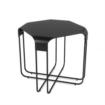 Cette table d'appoint polyvalente présente un design moderne qui peut être utilisé à la fois comme un petit meuble d'appoint pratique et décoratif soit dans votre chambre soit dans votre ...