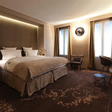 Chambre - Hôtel des Tuileries Paris.