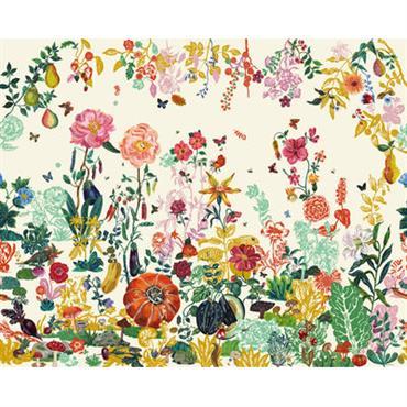 Papier peint panoramique Jardin / 8 lés - L 372