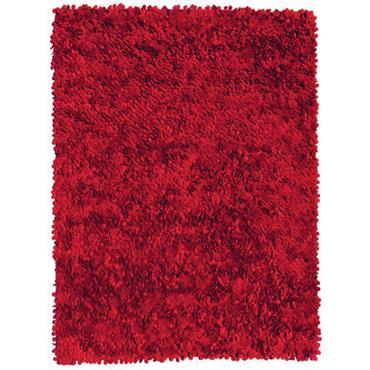 Tapis Roses 200 x 300 cm - Nanimarquina rouge en tissu