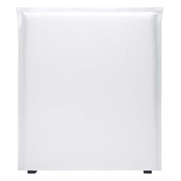 Housse de tête de lit 90 en lin blanc