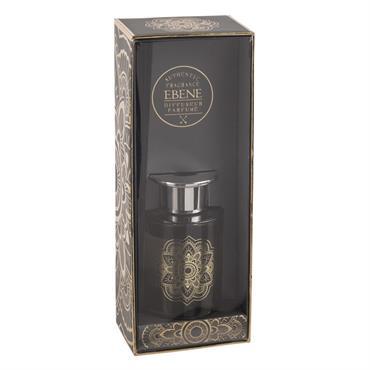 Coffret diffuseur de parfum en verre imprimé mandala 100ml