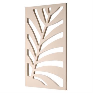 Paravent Kentia / Treillage - 90 x 150 cm - Serralunga Taupe