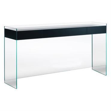 Console Float 3 tiroirs - H 90 cm - Glas Italia