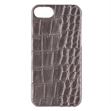Coque IPhone 6/7/8 métallisée effet peau de serpent