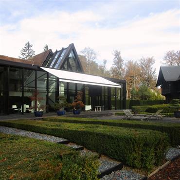 Rénovation d'une maison dans la forêt de Fontainebleau  Domozoom