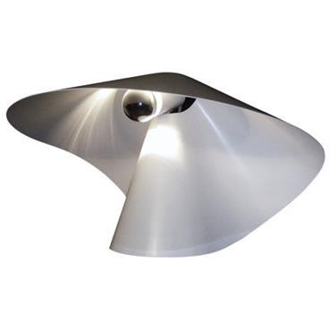 Lampe de table Nonne - Designheure blanc en métal