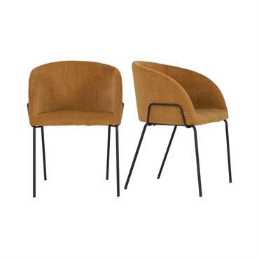 Choisissez les chaises BUDDY à l'aspect contemporain bien défini et ajoutez une touche de nouveauté à votre salle à manger. Vous allez forcément aimer l'atmosphère cocooning qui règnera dans la ...