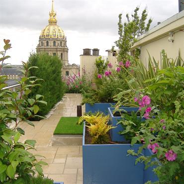 La terrasse en ville, c'est ce petit bout d'extérieur souvent coincé entre les immeubles, qui parfois surplombe les toits ou ... Domozoom