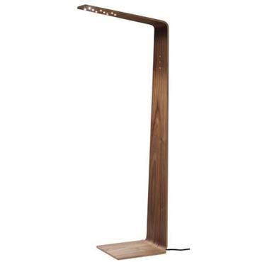 Lampadaire LED2 / H 120 cm - Tunto noyer en bois
