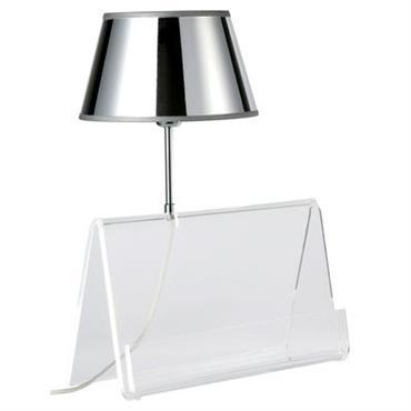 Lampe de table L´Empirique - Designheure argent
