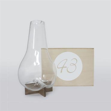 Coffret Designerbox#43 / Carafe 1L - Vanessa Mitrani - Designerbox transparent