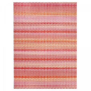 Tapis extérieur en polypropylène multicolore 120x170