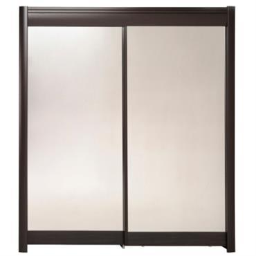 Armoire 2 portes coulissantes Paula