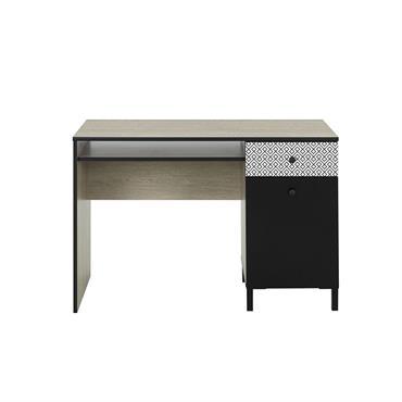 Misez sur le bureau 1 porte 1 tiroir Jakarta pour personnaliser votre chambre. Équipé de multiples rangements, ce bureau moderne fera également un beau support pour votre ordinateur portableCaisson de ...