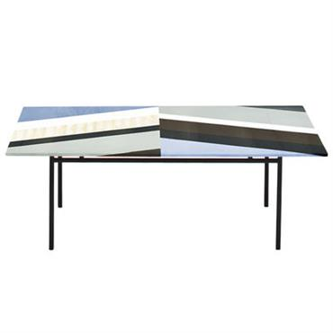 Table basse Fishbone / 108 x 68 cm - Moroso