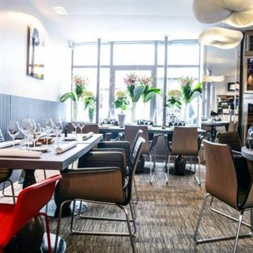 Restaurant gastronomique 2 étoiles au Michelin  Domozoom