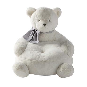 Fauteuil enfant ours H 42 cm GASPARD