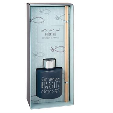 Diffuseur en verre parfum Seychelles