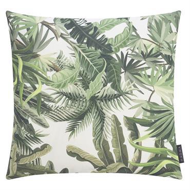 Housses de coussin thème tropical outdoor Dralon -Lot de 2- 50x50