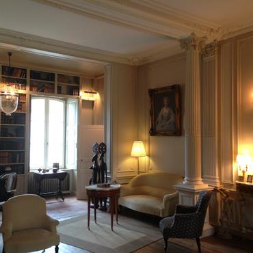 Réhabilitation château du XIX ème siècle style classique  Domozoom