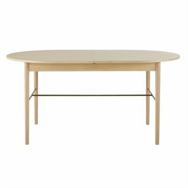 Table à manger extensible 6/8 personnes L160/200 Solstice