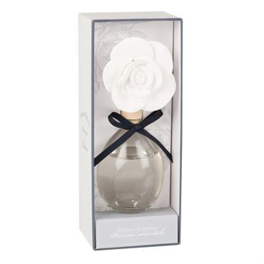 Diffuseur rose en céramique parfum pivoine orientale 150ML